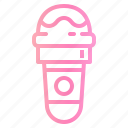 cone, dessort, ice cream, sweet