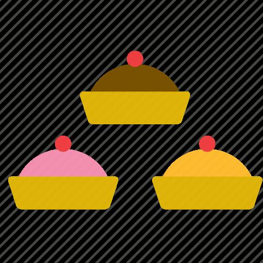 cake, cupcake, dessert, food, pie icon
