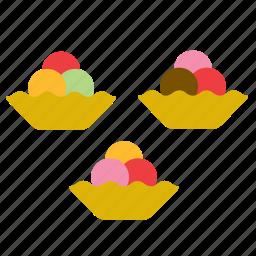 biscuit, cup, food, ice cream, ice-cream, scoop, shop icon