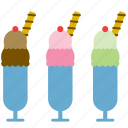 cup, dessert, food, ice cream, ice-cream, scoop, shop icon