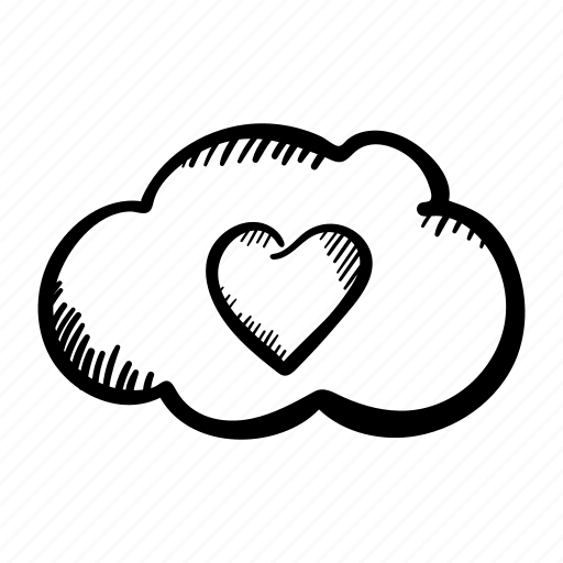 bookmark, cloud, favorite, heart, icloud, icloud favorites, love icon