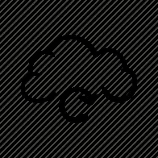 cloud, function, icloud, icloud reload, refresh, refresh cloud, reload icon