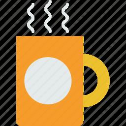 beverage, coffee, drink, hot, mug, tea icon