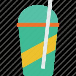 beverage, bottle, drink, ice, summer icon