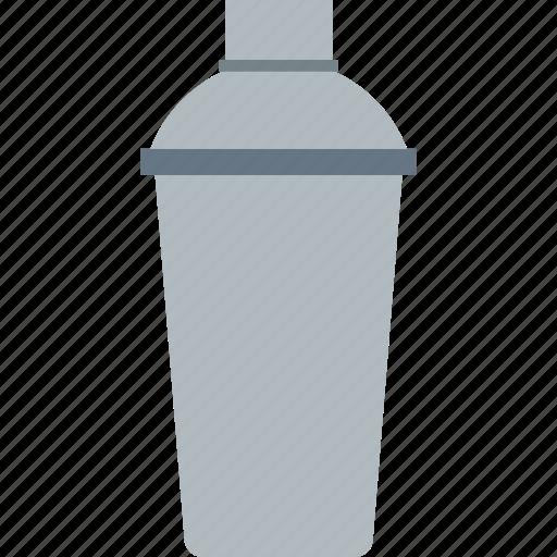alcohol, beverage, bottle, cocktail, drink, shaker icon