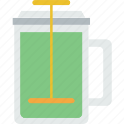beverage, bottle, drink, glass, herbal, tea icon