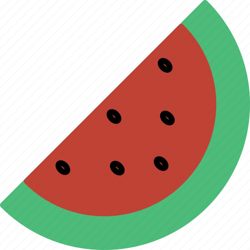 eating, food, fruit, healthy, kitchen, vegetable, watermelon icon