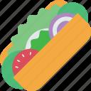 food, healthy, fastfood, sandwich, meal, vegetable, restaurant