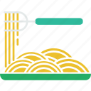 food, italian, meal, pasta, restaurant icon