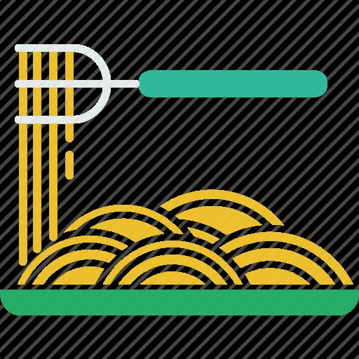 food, italian, meal, pasta, restaurant icon