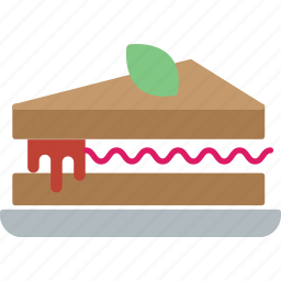 fastfood, food, healthy, sandwich, snack icon