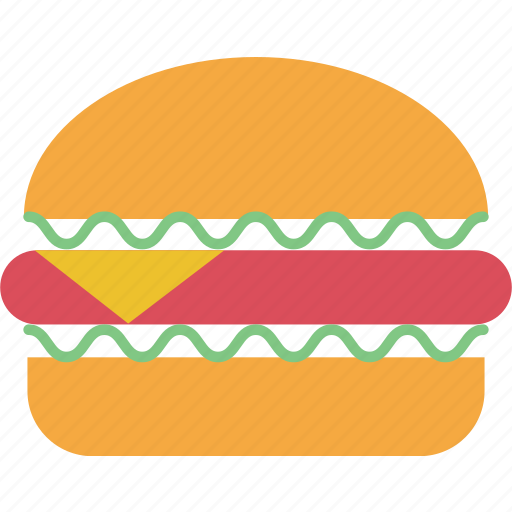 cooking, dinner, fastfood, food, hamburger, restaurant icon