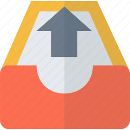 document, documents, export, file, mail icon