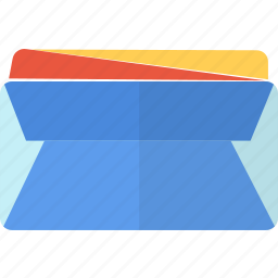 communication, email, envelope, envelopes, mail, packet icon
