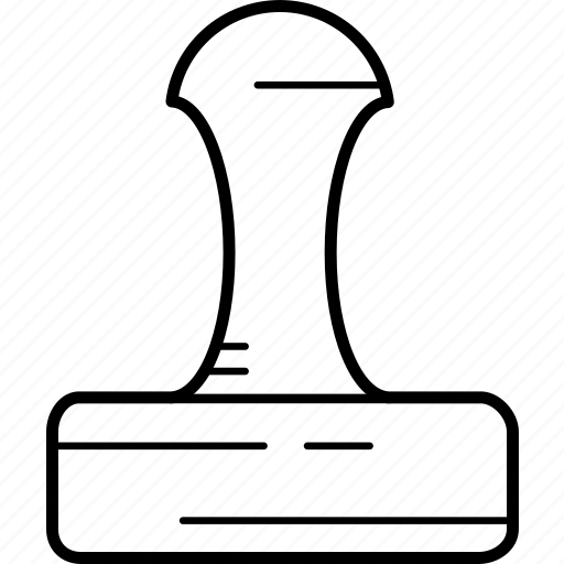 letter, mail, stamp icon