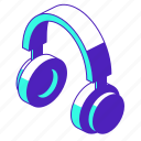 headphones, music, audio, headphone, headset