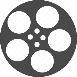 cinema, film, media, movie, play, video icon