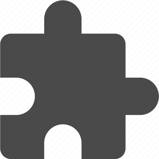 component, in, piece, plug, plugin, puzzle icon