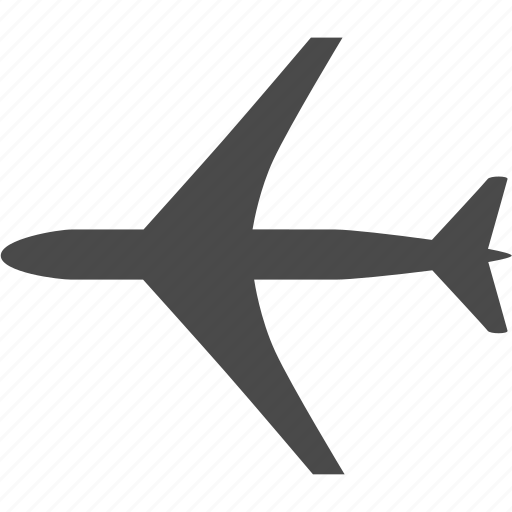 aircraft, airplane, flight, plane, travel icon