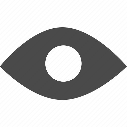 eye, find, search, view, zoom icon