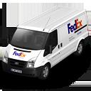 fedex, front icon