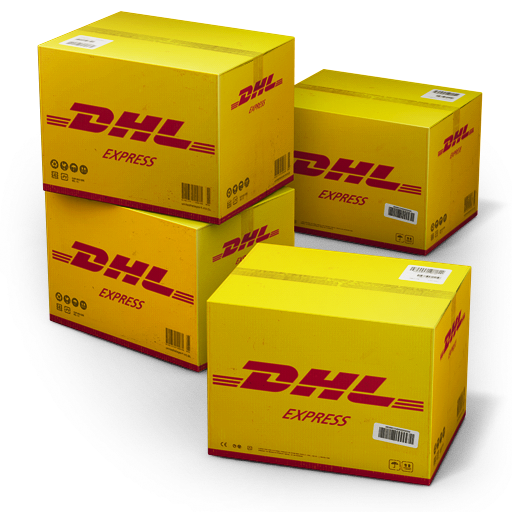 Dhl Shipping Icon