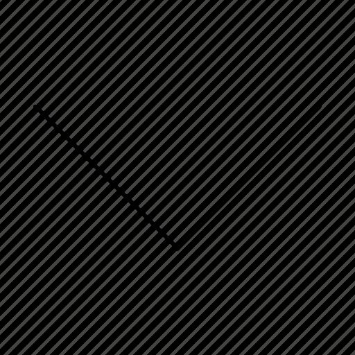 arrow, arrows, below, direction, down, download icon