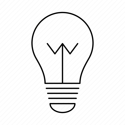 bulb, creative, energy, idea, lamp, light, lightbulb icon