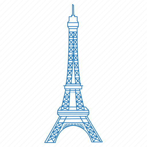 architecture, eiffel, france, iconic, monument, paris, tower icon