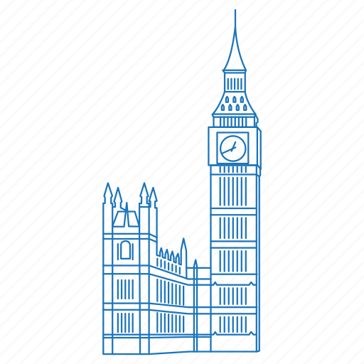 architecture, big ben, building, england, iconic, london, parliament icon
