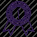 acheivement, awards, badge icon