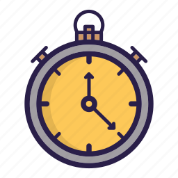 cronometer, experiment, research, science, speed icon