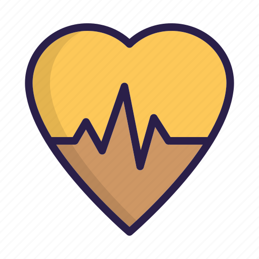 beat, health, healthcare, heart, heartbeat icon