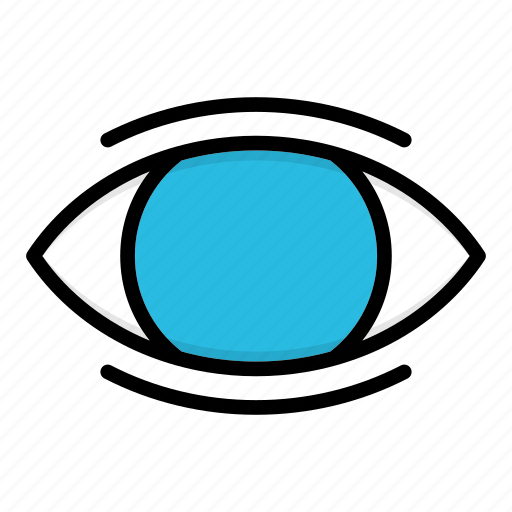 eye, naruto anime manga, paths eyes icon
