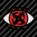eye, naruto anime manga, paths eyes, sasuke icon