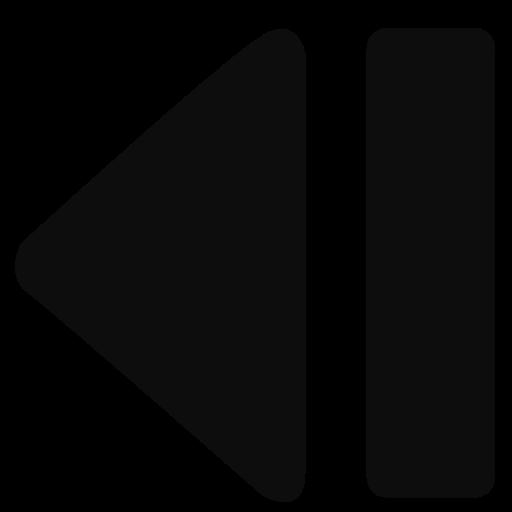 open, prev icon