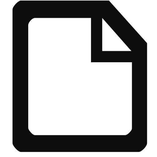 ducument, extension, file, fileextension, filetype icon