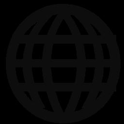 globe, net, world icon