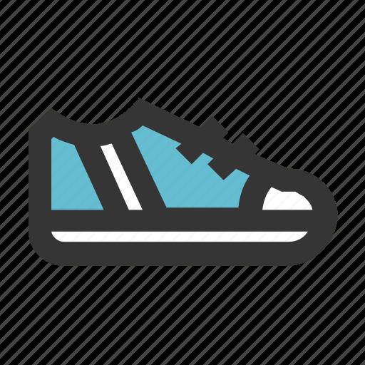 education, fashion, footwear, school, shoes, sneakers icon