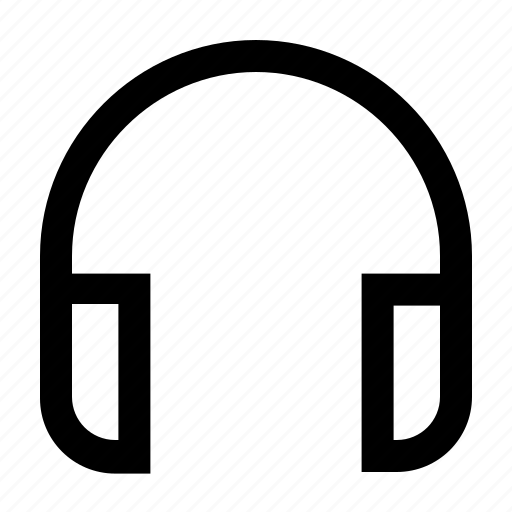 audio, earphone, headphone, music, ui icon