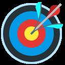 accuracy, arrow, target, targeting