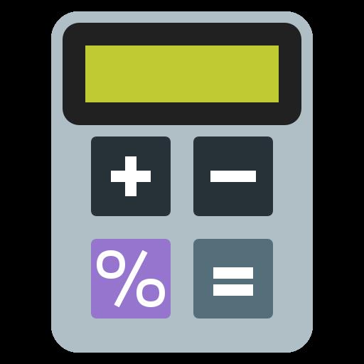 calculation, calculator, device, finance icon