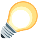 creation, creative, idea, lamp icon