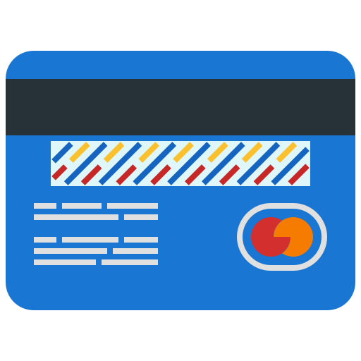 bank, card, credit, finance, payment icon