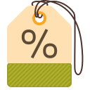 advantage, buy, ecommerce, price, sale, tag icon
