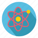 atomic, cells, health, healthcare, imaging, nuclear, ressonance icon