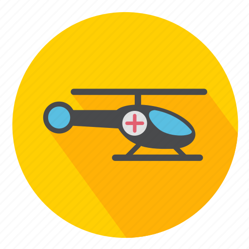 fast, fly, helicopter, patient, sky, transplant, transport icon