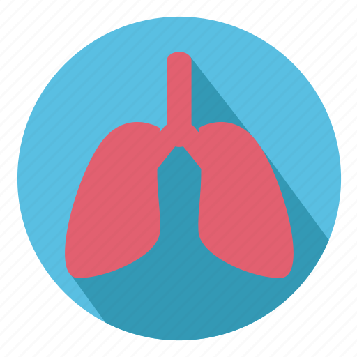 cancer, health, lung, lungs, smoke, tabagism icon