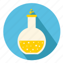 bottle, chemestry, laboratory, manipulation, pain, remedy, syrup icon