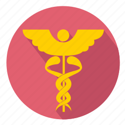 cepter, medical, medicine, rod, snake, staff icon